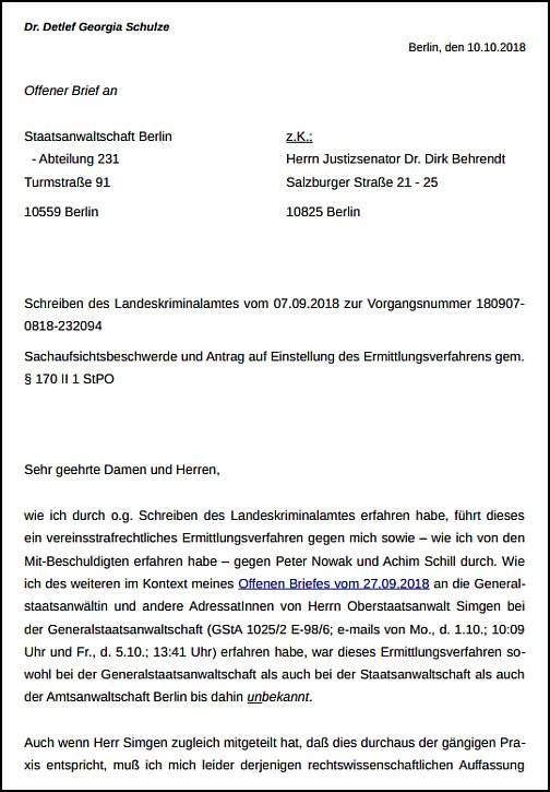 2 Offener Brief